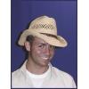 Cowboy Hat Rolled Beige